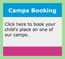 tb camp booking