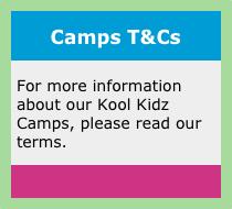 tb camps T&Cs